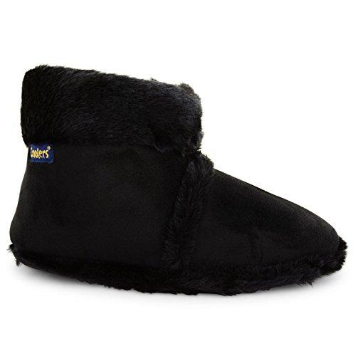 CoolersAd30429 - Stivali da Neve Ragazzi Unisex adulti uomo da ragazza' Black