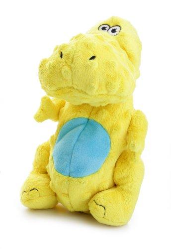 quaker-pet-products-peluche-a-macher-pour-chien-t-rex-dinosaure-jaune