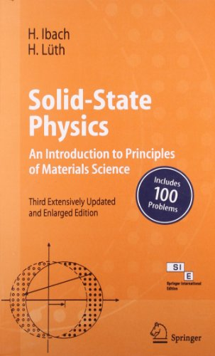 SOLID STATE PHYSICS A INTRODUCTION