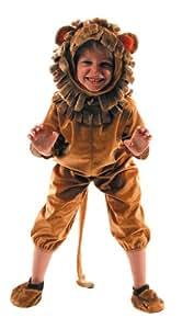 Costume Lion 3 - 5 ans - Déguisement Enfant Animaux