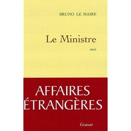 Le Ministre (Littérature Française)