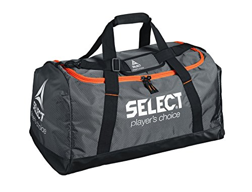 Select Verona Teamtasche, Grau/Schwarz/Orange, 70 x 39 x 35 cm