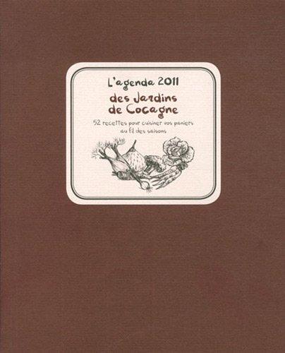 L'Agenda 2011 des Jardins de Cocagne