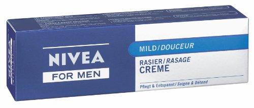 Nivea Men Originals Mild Shaving Cream Espuma Afeitar