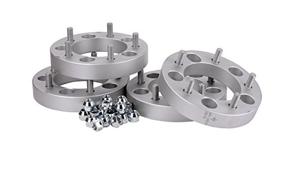 Hofmann Spurverbreiterung Aluminium 4 Stück 2x23 Mm 2x30 Mm 2 Achsen 46 60mm Inkl TÜv Teilegutachten Auto