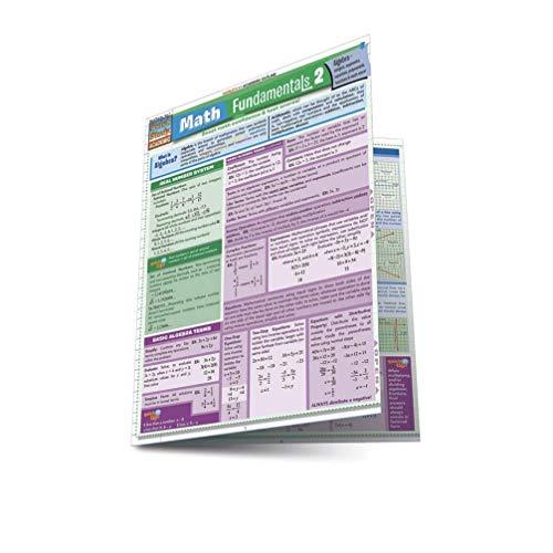 Math Fundamentals 2 (Quick Study Academic)
