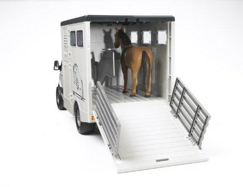 Image of Mercedes Benz Sprinter Animal Transporter (including 1 x Horse)