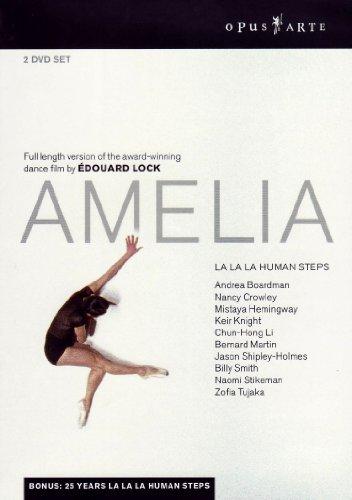 Lalala Human Steps - Amelia (2 DVDs) [Alemania]