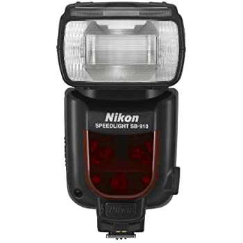 Nikon SB-910 Blitzgerät für FX und DX SLR Kameras (LZ 34 bei ISO 100)