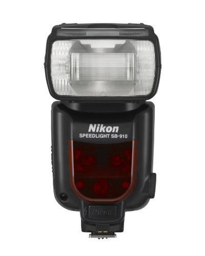 Nikon SB-910 Flash, Nero