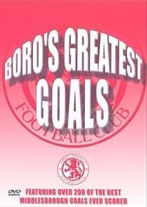Middlesborough Fc - Boro's Greatest Goals [DVD]