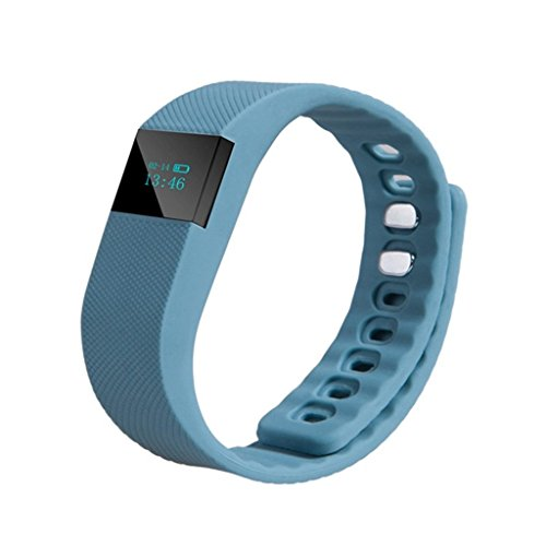 OPTA SW-006 Grey Bluetooth Smart Band and fitness tracker for Android/IOS Mobile Phones compatible with Samsung IPhone HTC Moto Intex Vivo Mi One Plus and many others! Launch Offer!!