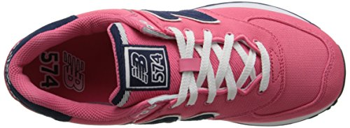 New Balance Unisex-Erwachsene 574 Pique Polo Pack Sneakers Pink