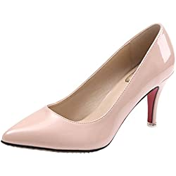 SEXYHER Farbe 2.4 In High Heel Hochzeit B¨¹ro Schuhe der Frauen-SHOHE003-2.4