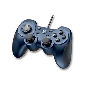 Logitech RumblePad 2 Vibration Feedback Gamepad Gamepad