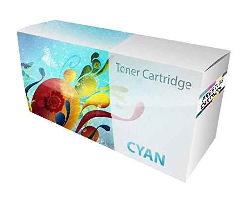 Preisvergleich Produktbild Prestige Cartridge CE400A Toner, Passend zu HP Drucker LaserJet Enterprise 500 Color M551n, M551d, M551dn, cyan