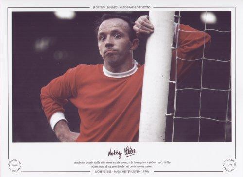nobby-stiles-photograph-man-utd-1970s-signed-ltd-ed