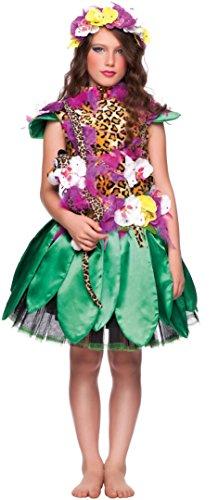 COSTUME di CARNEVALE da MADRE NATURA vestito per ragazza 11-12 Anni travestimento veneziano halloween cosplay festa party 50675 Taglia 12/XXXL