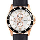 Timex E-Class Analog Silver Dial Men's Watch - F802 best price on Amazon @ Rs. 4795