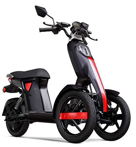 elektro scooter mit drei r dern schnaeppchen center. Black Bedroom Furniture Sets. Home Design Ideas