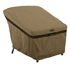 Classic Accessories Hickory Heavy Duty Terrasse Lounge Stuhl–robust und wasserfest Patio Set Cover (55–206–012401-ec)