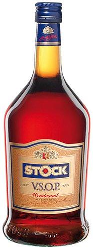 2x Stock - Weinbrand V.S.O.P. Alte Reserve, 1000ml