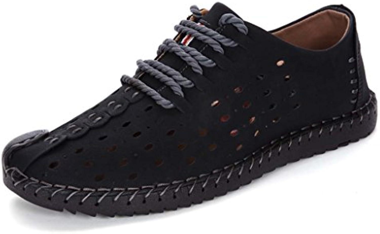 ZXCV Outdoor Schuhe Freizeitschuhe Outdoor Reisen Bergschuhe Mode Schuhe Herrenschuhe ( Farbe : G   größe : 43 )