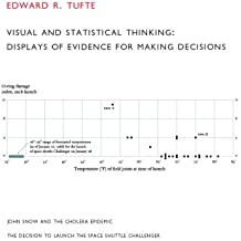 Visual and Statistical Thinking: Displays of Evidence for Decision Making: Displays of Evidence for Making Decisions
