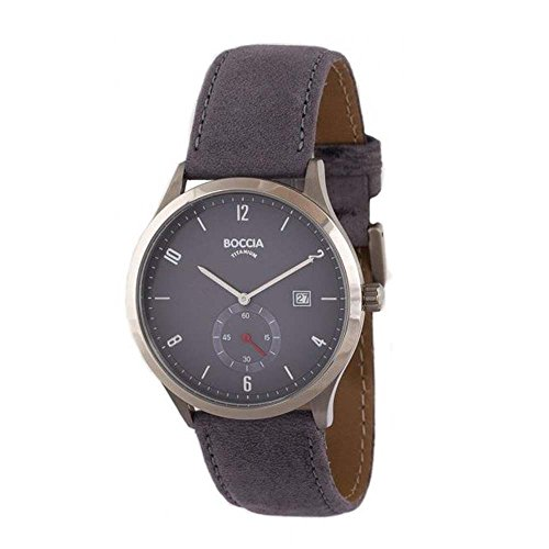 Boccia Herren-Armbanduhr 3606-03