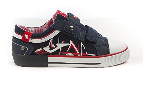JOMA C.OXFORD JR Shoe Spring Summer Chaussures Tissu LONAS