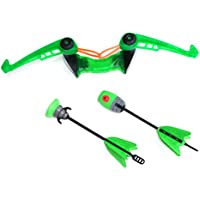 Zing Z Bow, Orange/Green - Airstorm