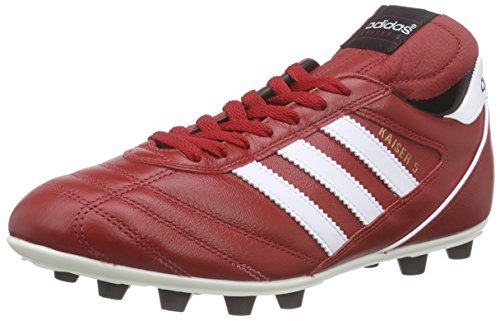 adidas Kaiser 5 Liga, Chaussures de Football Homme Rouge (Power Red/Ftwr White/Core Black)