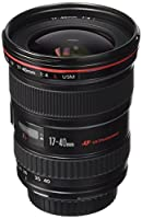 Canon EF 17-40mm f/4.0L USM Negro - Objetivo (12/9, 0,28 m, 17-40 mm, US...