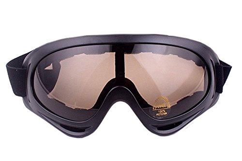 migaga protezione UV Occhiali da sci sport all' aperto unisex occhiali da sci cs Esercito (Super Jet Sci)