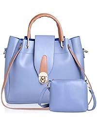 CLASSIC FASHION Women's Pu Hand Bag (Pink, Cfs0192 Cargo)