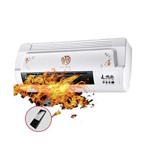 RUIX-Calefactor-Calentador-Domstico-De-Pared-Calefaccin-De-Cermica-PTC-220V-2000W-Adecuado-para-Dormitorios-Estudio-Oficina-Bao-Etc