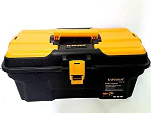 TOOLSCENTRE Tool Box with Organizer, 16-inch (TC-ALL)
