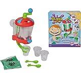 #11 Glibbi Factory inklusive Schleimpulver mit Wandbefestigung - Simba Kinder Schleim Experimentieren Spielzeug Bade Spaß Set