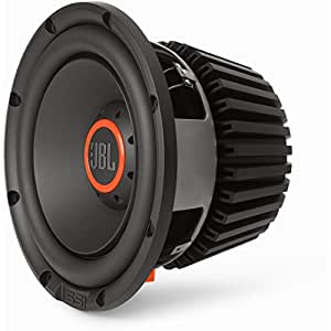 jbl s3 1224 subwoofer caisson de basse 30 cm pour voiture noir orange gps auto. Black Bedroom Furniture Sets. Home Design Ideas
