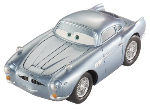 Price Disney Cars Fisher (Mattel Fisher-Price V3011 - Disney's Cars 2-in-1 Actionfahrzeug Finn McMissile)