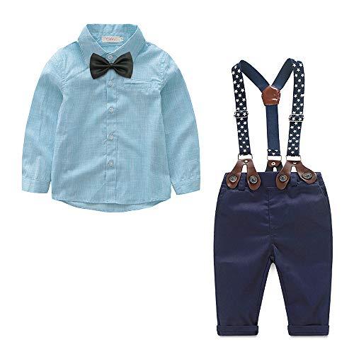 Yilaku Toddler Boy Clothes Set K...