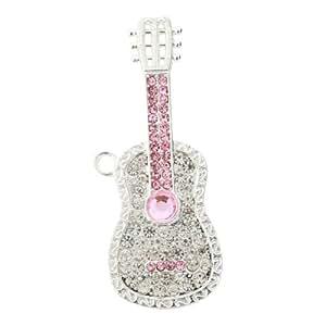 Loctek® Clé USB 8GB à la forme de guitare