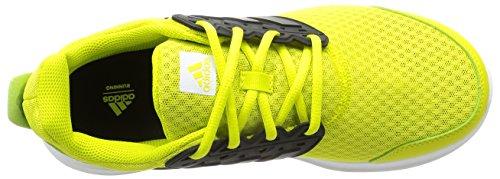 adidas Galaxy 3 M, Scarpe da Corsa Uomo Giallo