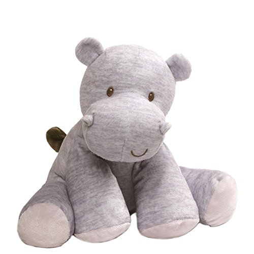 And Charactere Baby Hippo Plush, Multicoloured (Plüsch-hippo)