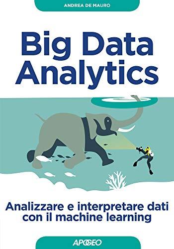 Big Data Analytics. Analizzare e interpretare dati con il machine learning PDF Books