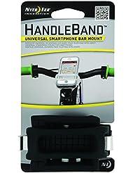 Nite Ize Handleband - Soporte bicicleta para hombre, color negro