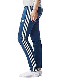 cb582e27efa072 adidas Originals Europa TP Damen Trainingshose Sporthose Hose Track Pants  Blau