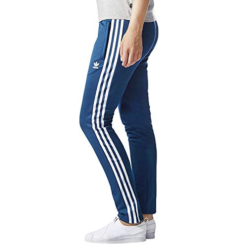 F78287|Adidas Europa TP Track Pants Tribe Blue|34