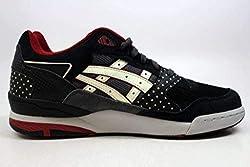ASICS Mens Gt-Quick Walking Shoe Black/Glow in The Dark 10.5 D(M) US