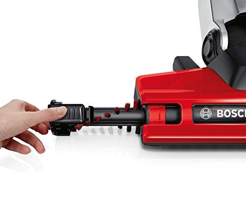 Bosch BCH6ZOOO Kabelloser Handstaubsauger Zoo'o ProAnimal (Düse, SensorBagless Technology, Lithium-Ionen Technology, 25,2 V) tornadorot - 3